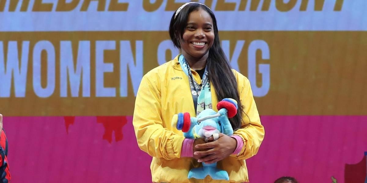 ¿Se comprometió? Leidy Solís ilusiona con una medalla de oro en los Juegos Olímpicos de Tokio 2020