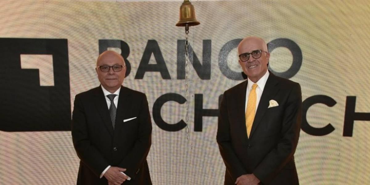 Banco Pichincha realiza primera emisión de bonos verdes en el mercado de valores de Ecuador