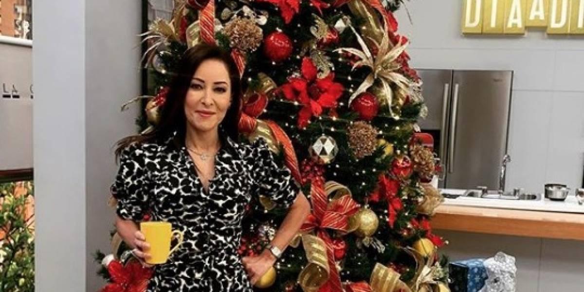Flavia Dos Santos se despidió de Caracol y Blu Radio con emotivas fotos