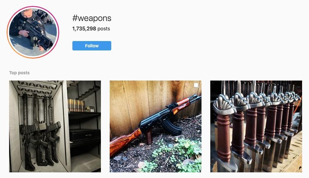 Instagram baneos