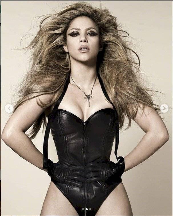 Las fotos más atrevidas de Shakira que nunca has visto