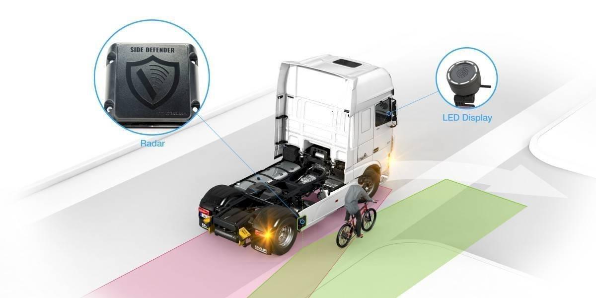 DAF anuncia nueva tecnología para sus camiones