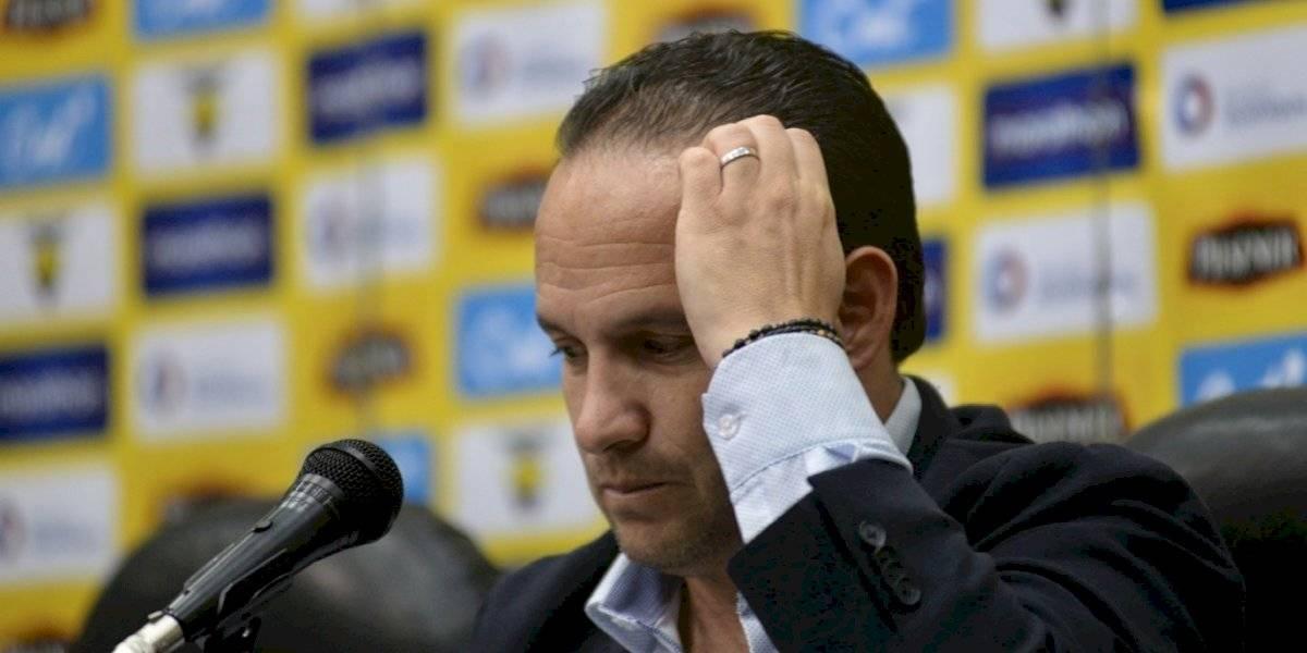 FIFA y la Conmebol ratifican a Francisco Egas como presidente de la FEF