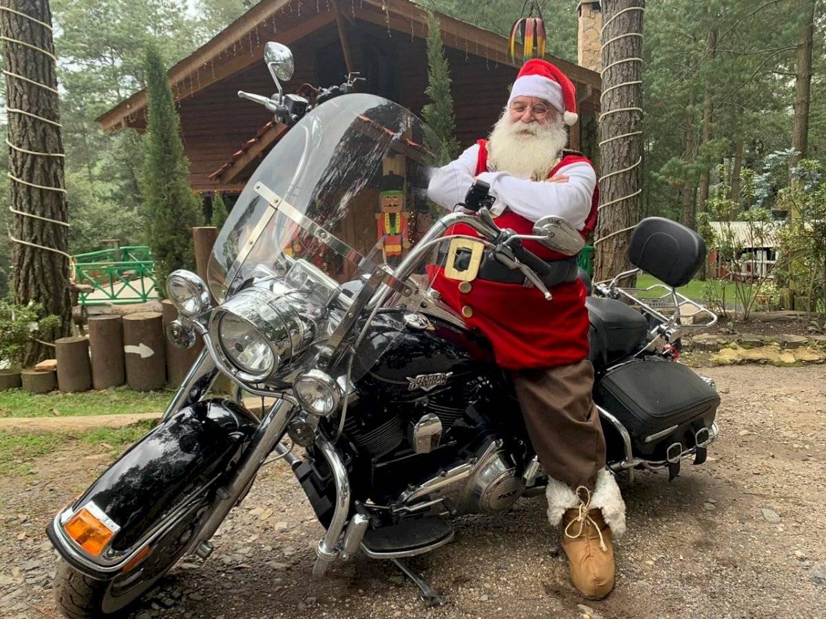 Santa Claus Fredy Tobar
