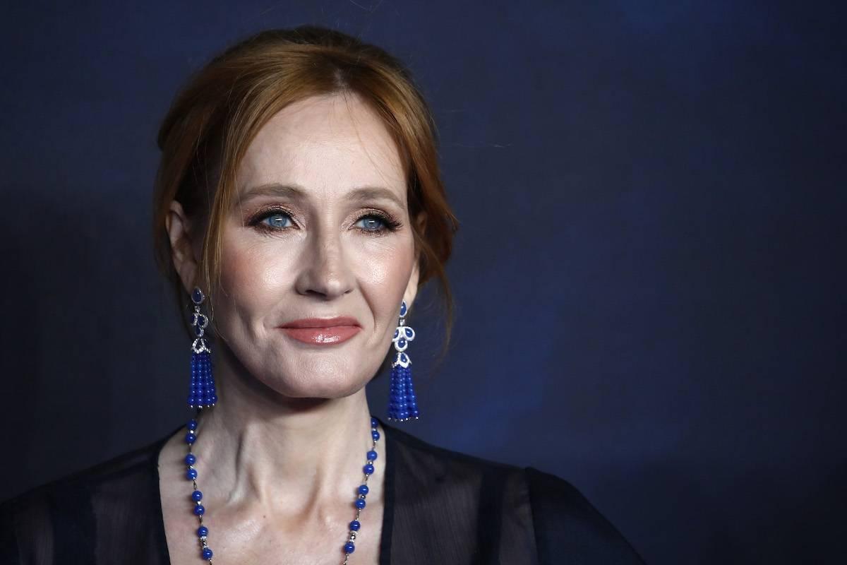 JK Rowling, creadora de Harry Potter.