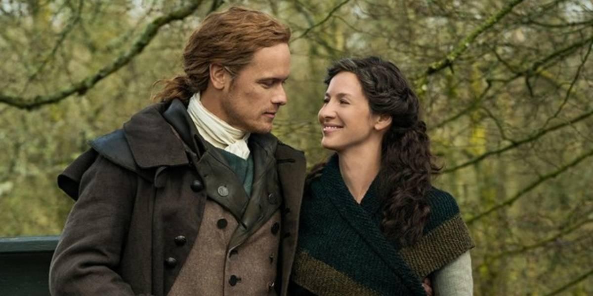 Vídeo mostra cenas inéditas da quinta temporada de 'Outlander'
