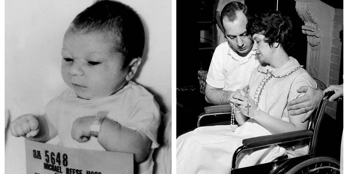 Tenía un día de vida cuando lo robaron desde un hospital y lo encontraron 55 años después