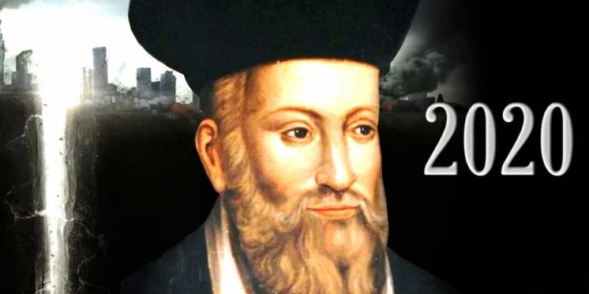 Las escalofriantes profecías de Nostradamus para el 2020