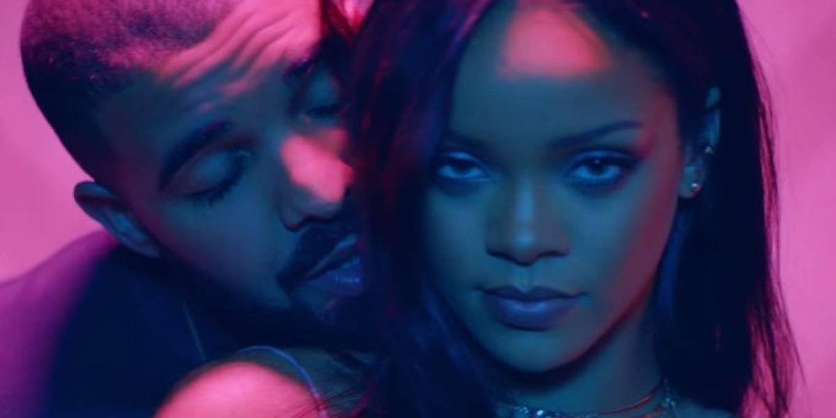 Rihanna y Drake encienden las redes con baile subido de tono