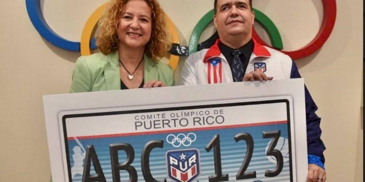 Disponible la tablilla del Comité Olímpico de Puerto Rico
