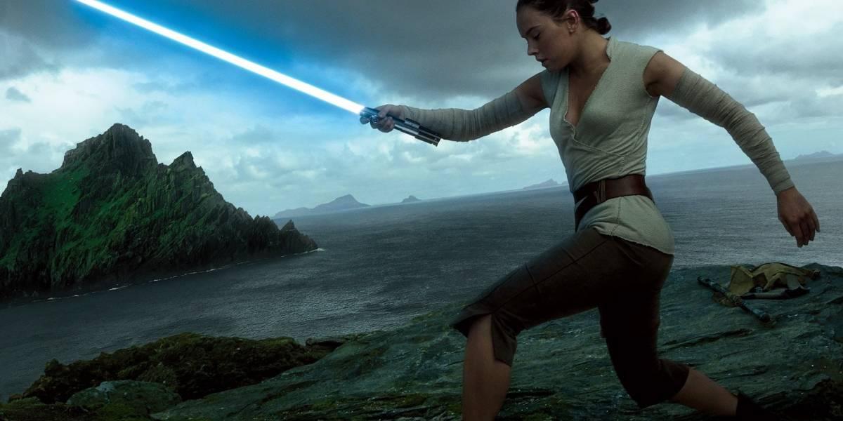 """Star Wars: The Rise of Skywalker"" explica un polémico momento de ""The Last Jedi"""