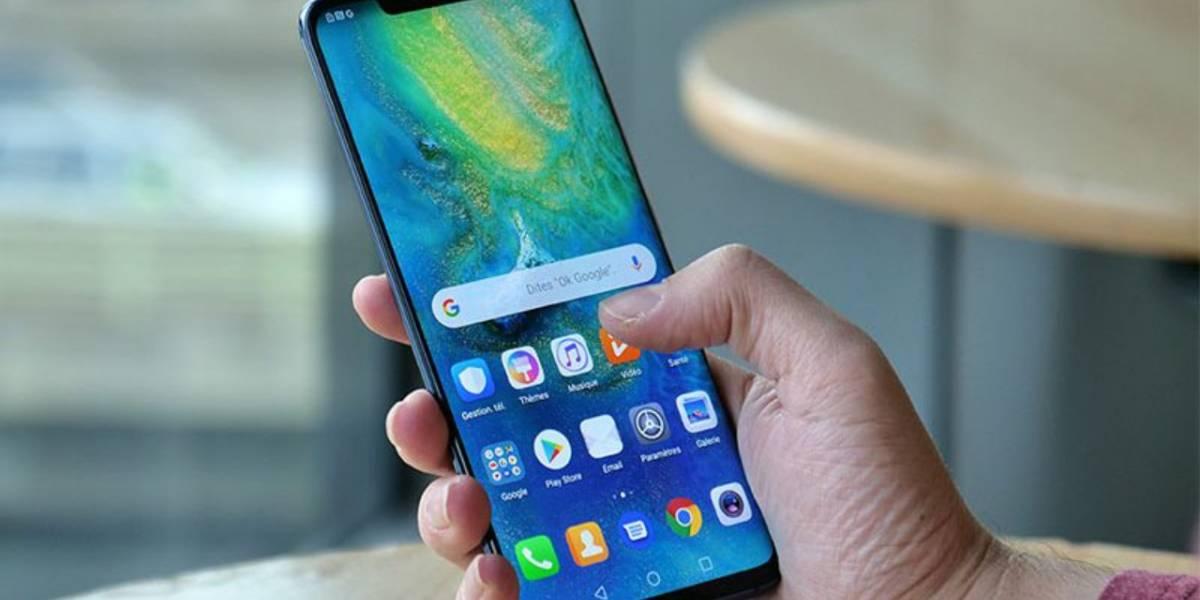 ¿Es posible actualizar los teléfonos Huawei a Android 10?