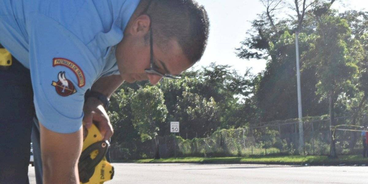 Muere menor tras accidente en la avenida Piñero