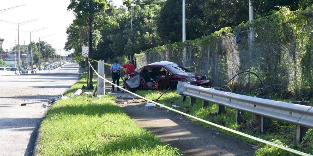Fallece segundo menor involucrado en accidente en la avenida Piñero