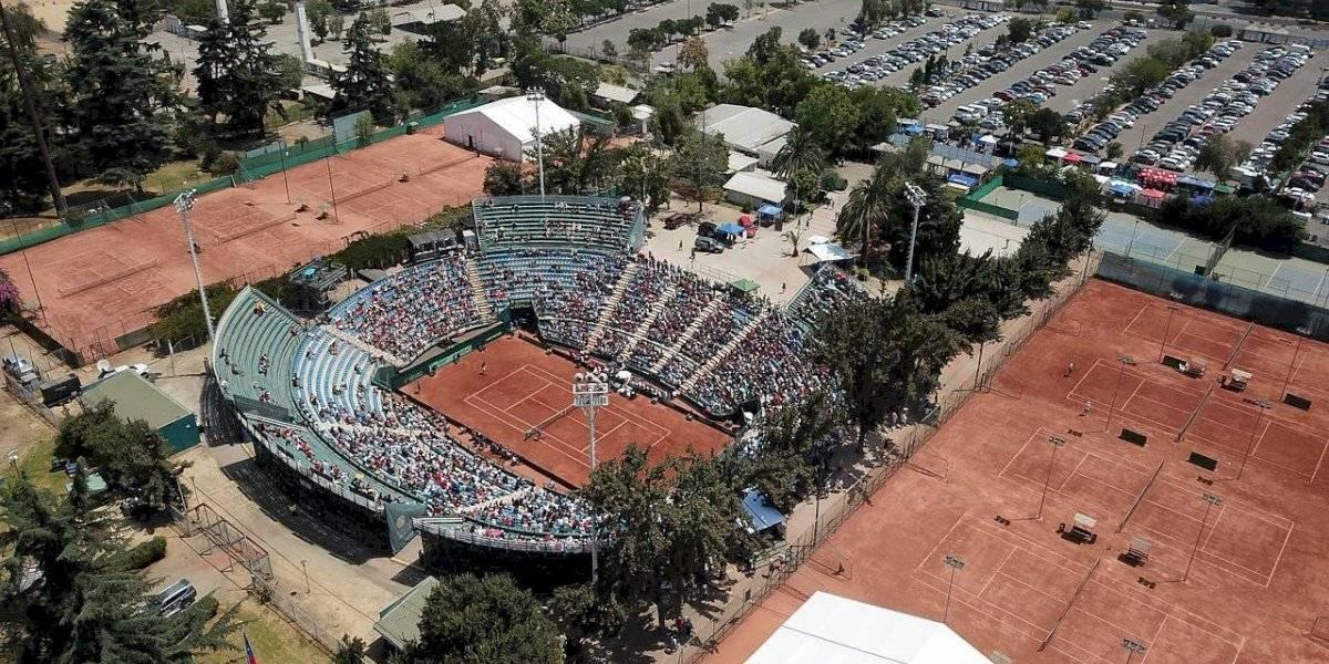 ATP de Santiago cambiaría de sede desde el Estadio Nacional a San Carlos de Apoquindo