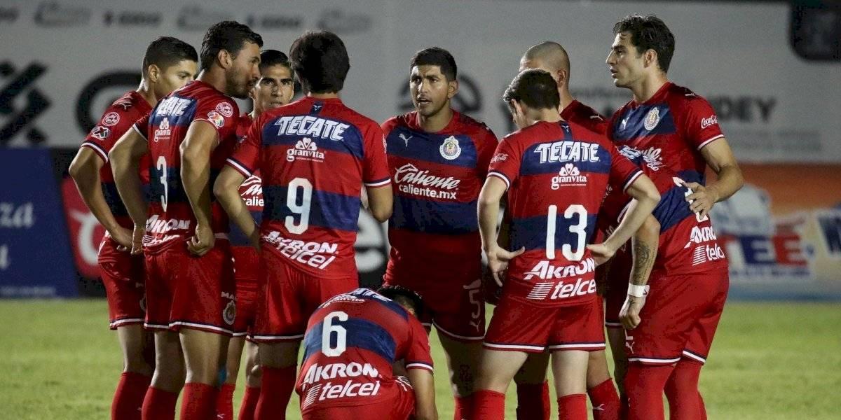 Uriel Antuna está ansioso por debutar con Chivas