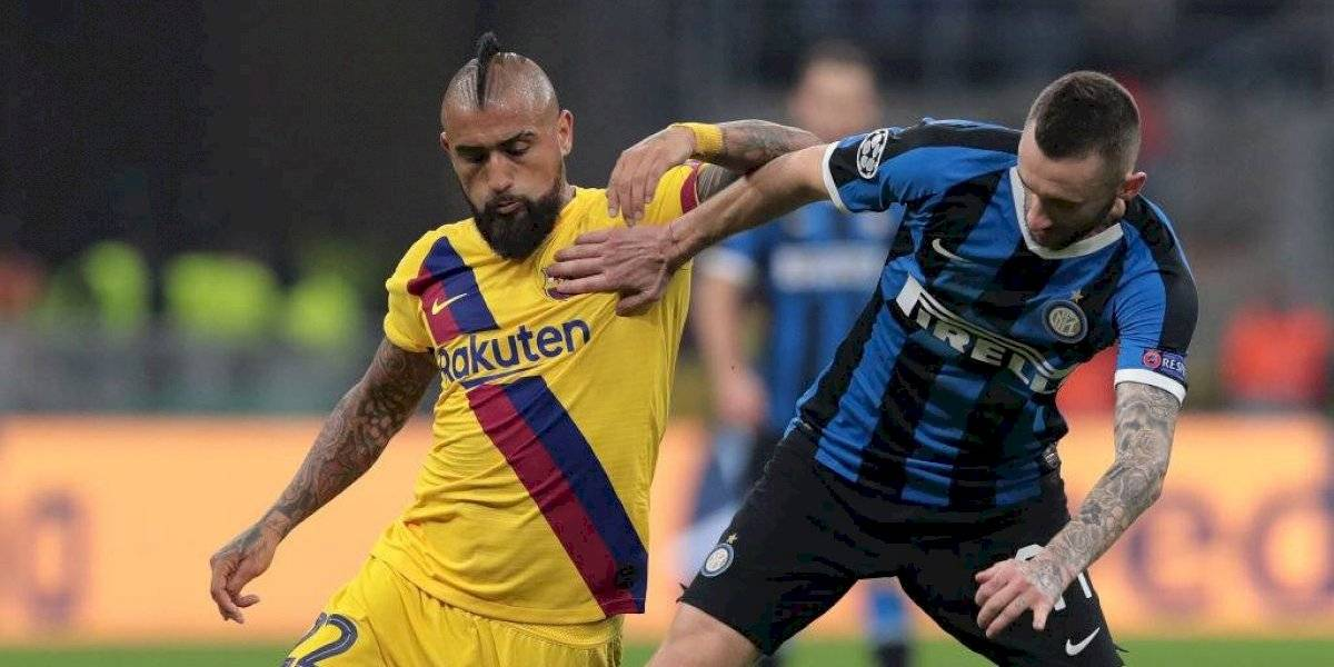 Arturo Vidal protagonizó portadas en Italia tras interés presentado por Inter de Milan