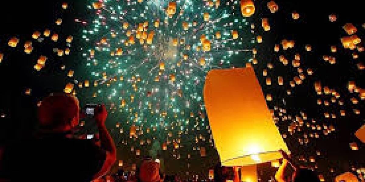 No ocupar fuegos artificiales, globos de los deseos ni nieve en spray: la clave para evitar accidentes de fin de año