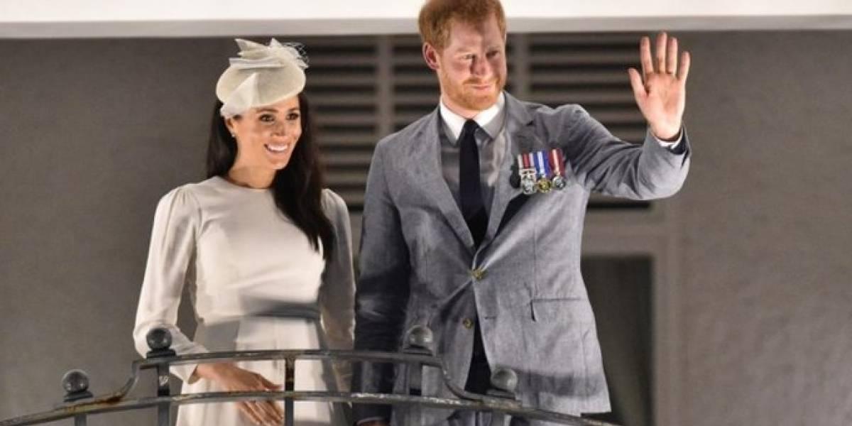 Meghan y Harry podrían perder el título de duques de Sussex