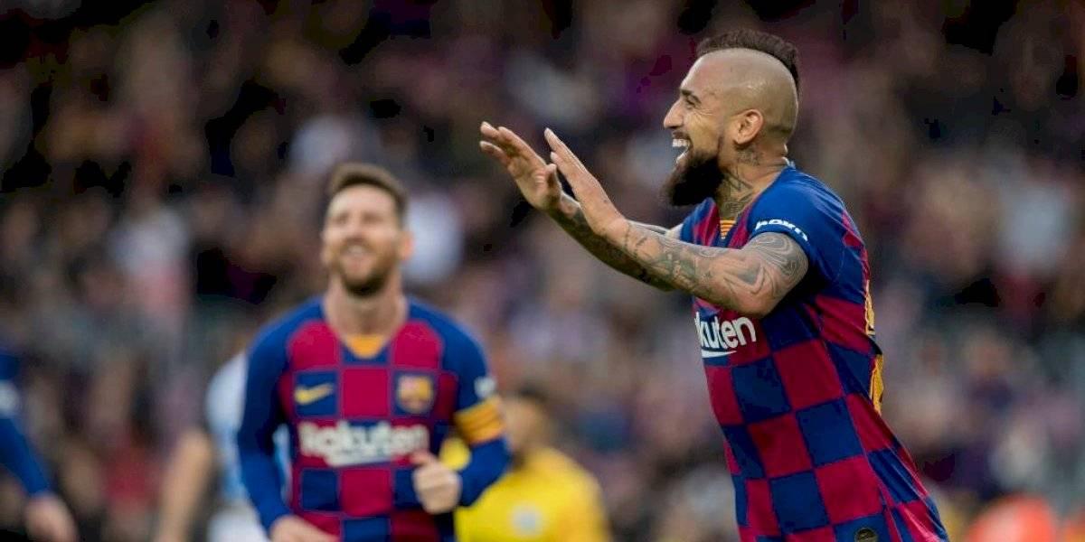 """""""Hoy, no se vende"""": La operación entre Barcelona e Inter por Arturo Vidal suma un nuevo capítulo"""