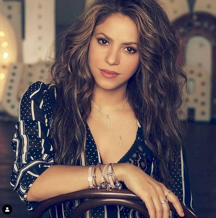 Shakira actualmente/Instagram