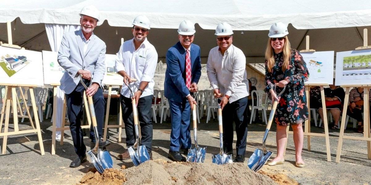 Inicia la construcción de las primeras casas eco-amigables en Puerto Rico