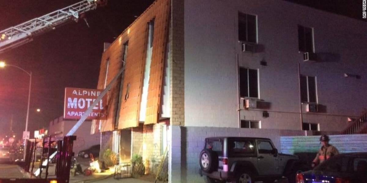 Incêndio em Las Vegas mata seis pessoas e fere 13