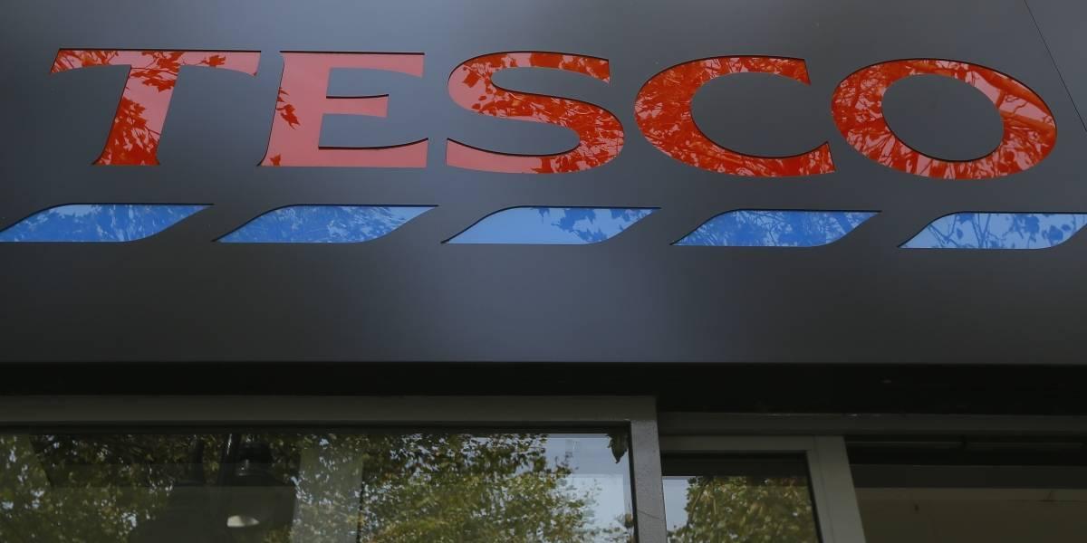 Cadena británica Tesco detiene su producción en China