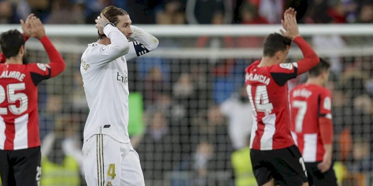 Real Madrid cierra el año con empate ante el Athletic