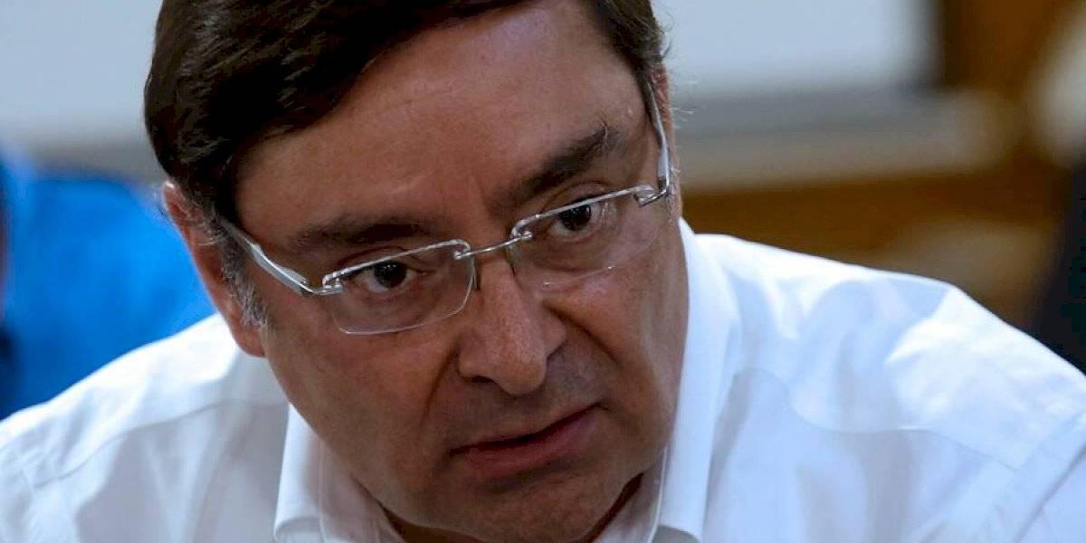 """Intendente Felipe Guevara por """"copamiento"""" de Plaza Italia: """"La estrategia de Carabineros la ponderamos como adecuada"""""""