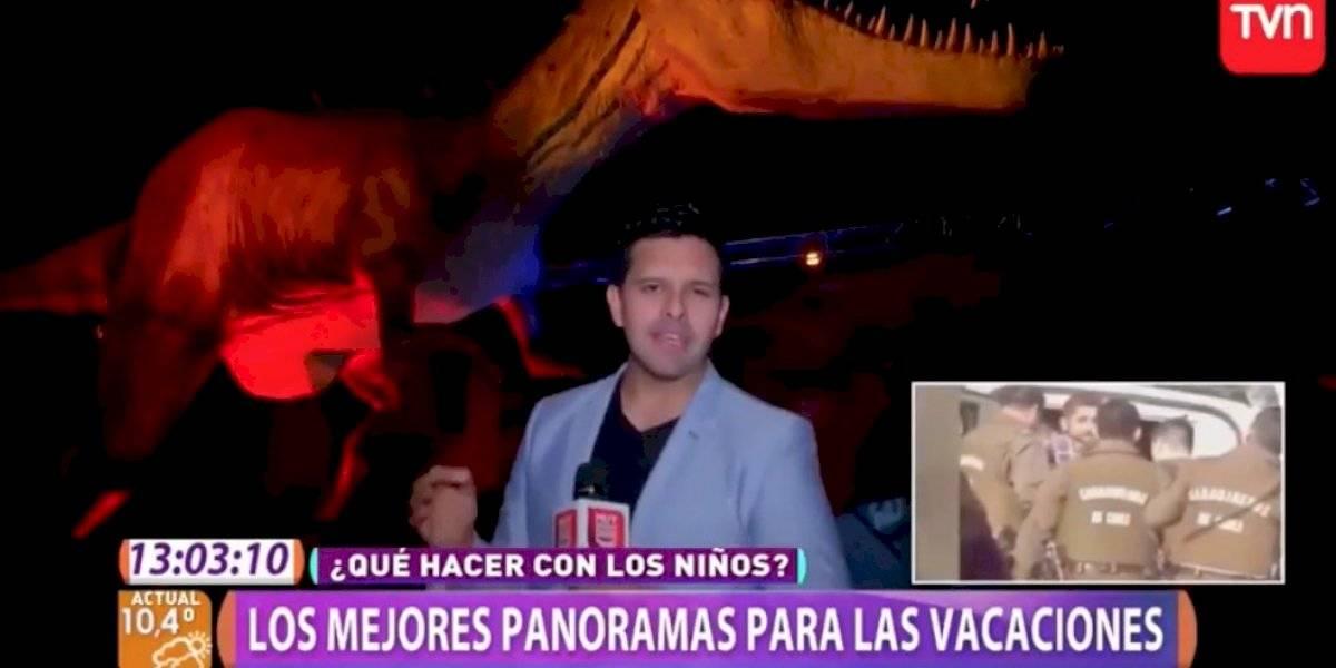 Partió como notero en TVN y hoy triunfa como presentador en Miami: la exitoso  historia del chileno Felipe Carvajal