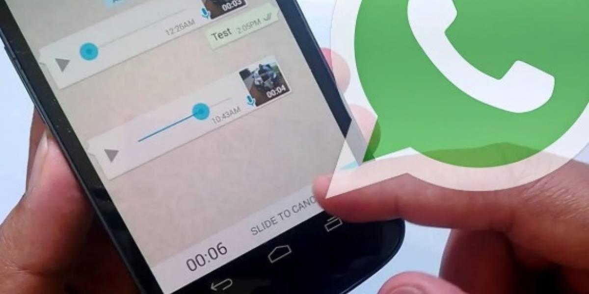WhatsApp: ¡Más sencillo imposible! Así puedes enviar mensajes sin usar tus manos
