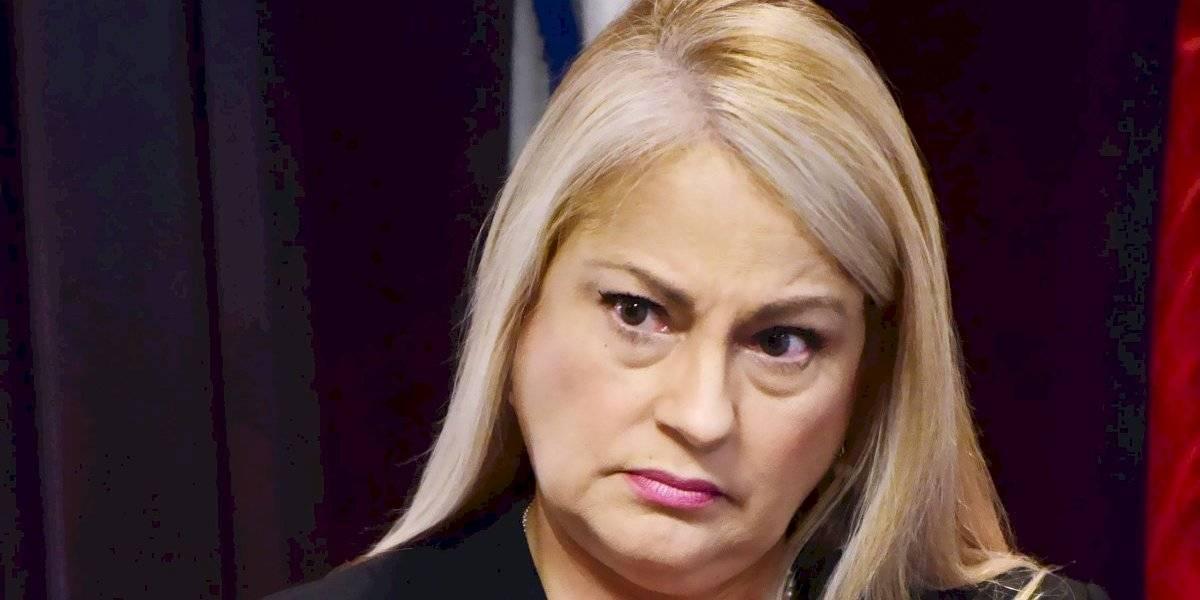 Wanda Vázquez plantea es un reto correr un gobierno en proceso