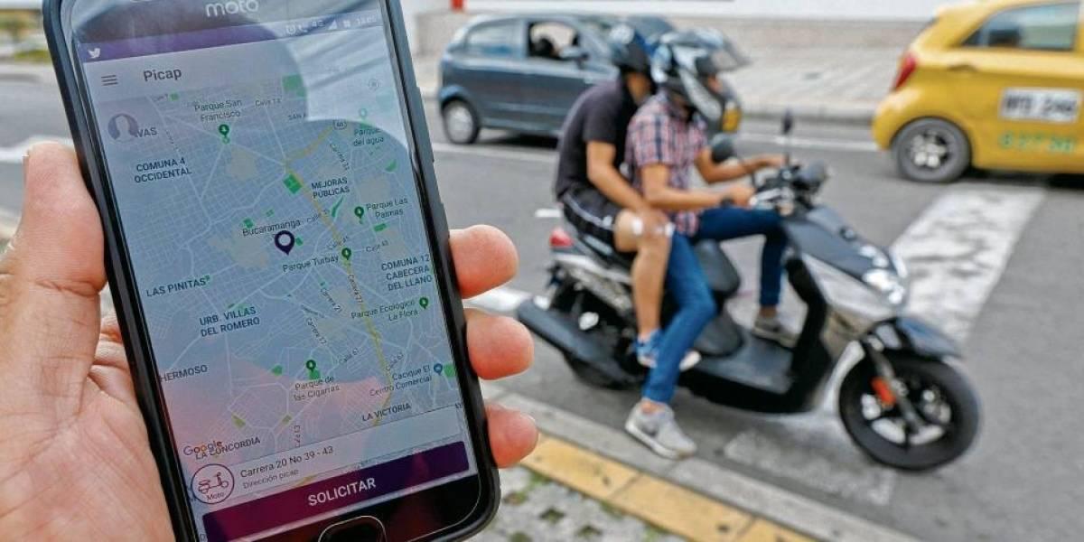 Picap, la startup colombiana que ha hecho más de 15 millones de viajes en el país