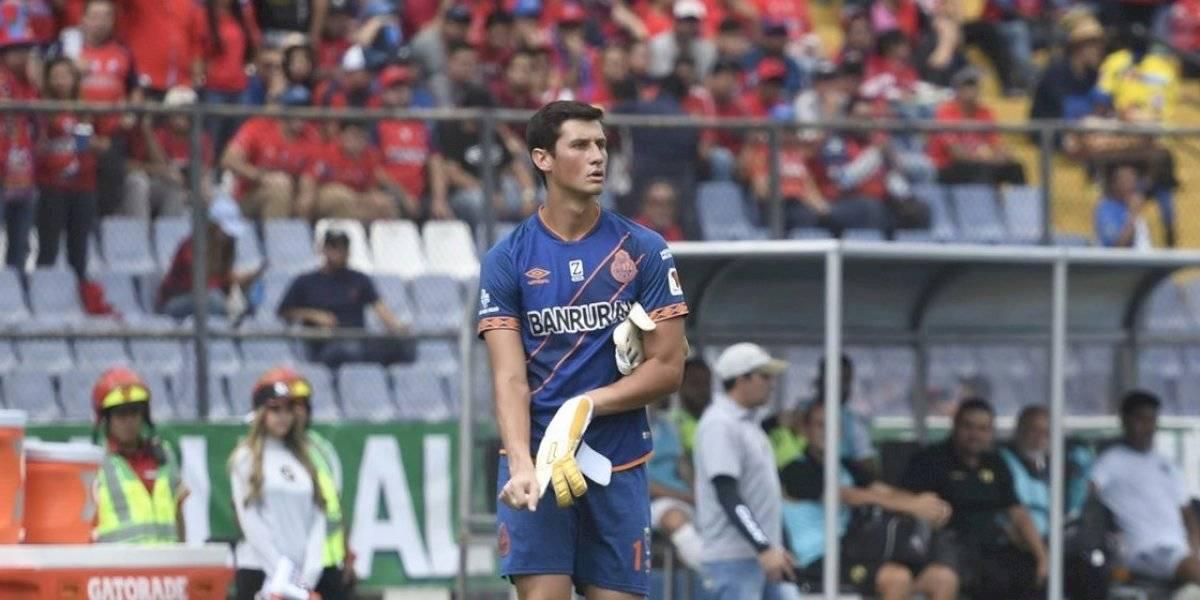 Nicholas Hagen podría jugar la final de vuelta contra Antigua GFC