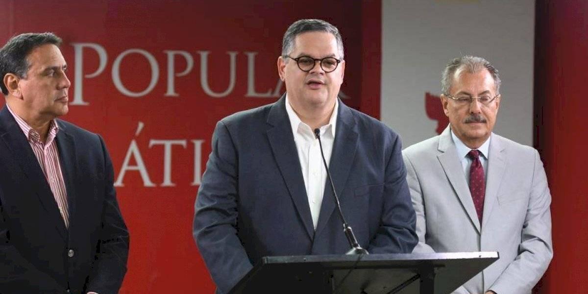 Juan Zaragoza se retira de la aspiración a la gobernación por el PPD