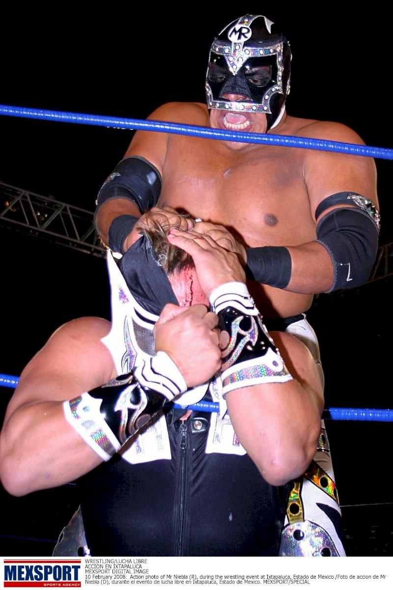 Mr Niebla marcó una historia en la lucha libre mexicana Mexsport