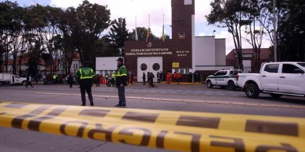Ascienden de forma póstuma a los cadetes muertos en atentado del ELN