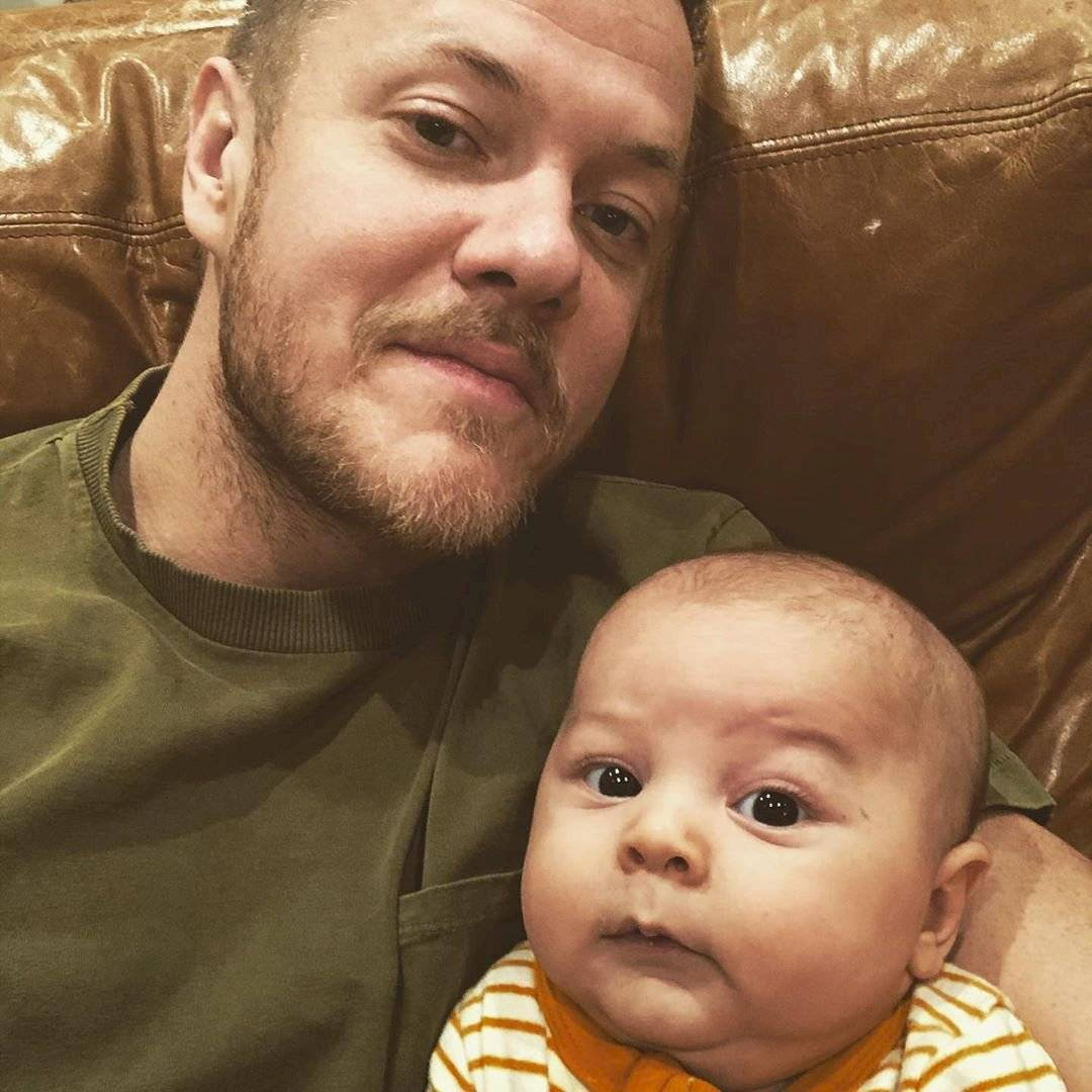 Dan Reynolds, vocalista de Imagine Dragons