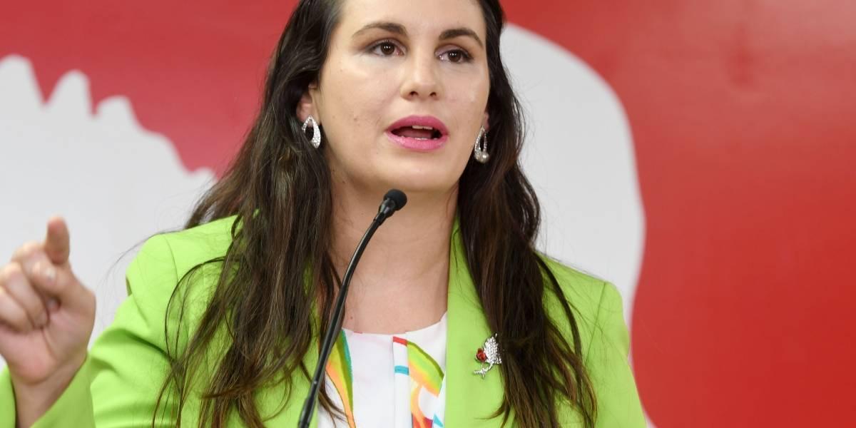 Ada Álvarez Conde emplaza a gobernadora sobre inacción de estado de alerta de violencia de género hace 110 días