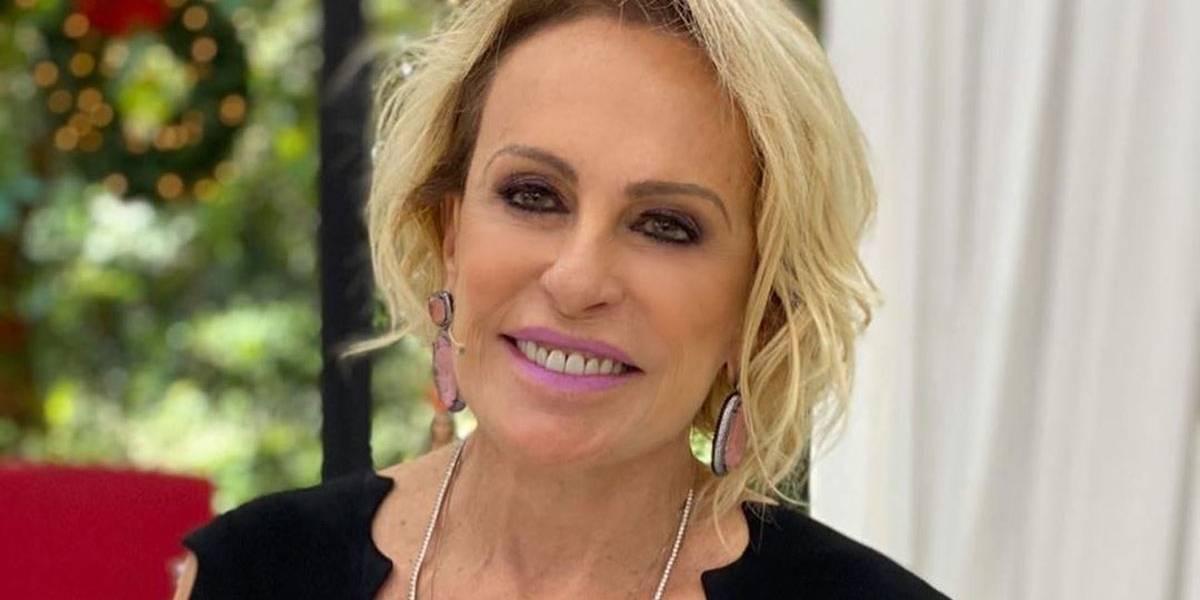 Ana Maria Braga se casa com francês durante tratamento de câncer