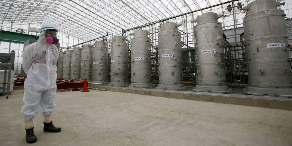 Japón propone liberar agua de Fukushima al aire o al mar