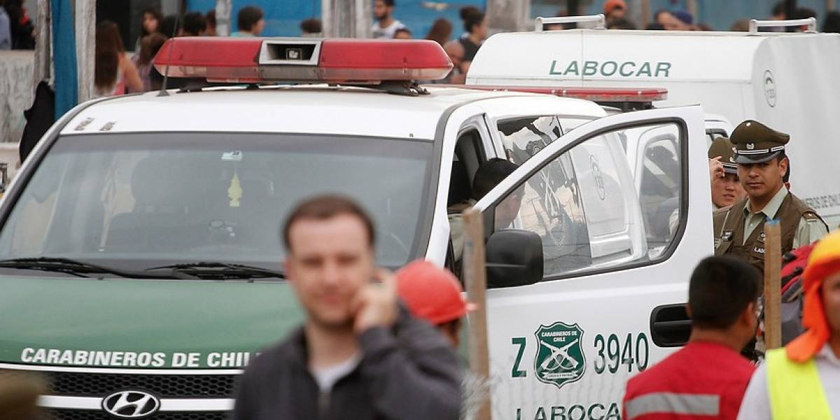 Ciclista venezolano fue baleado a metros de la Municipalidad de Providencia tras una discusión