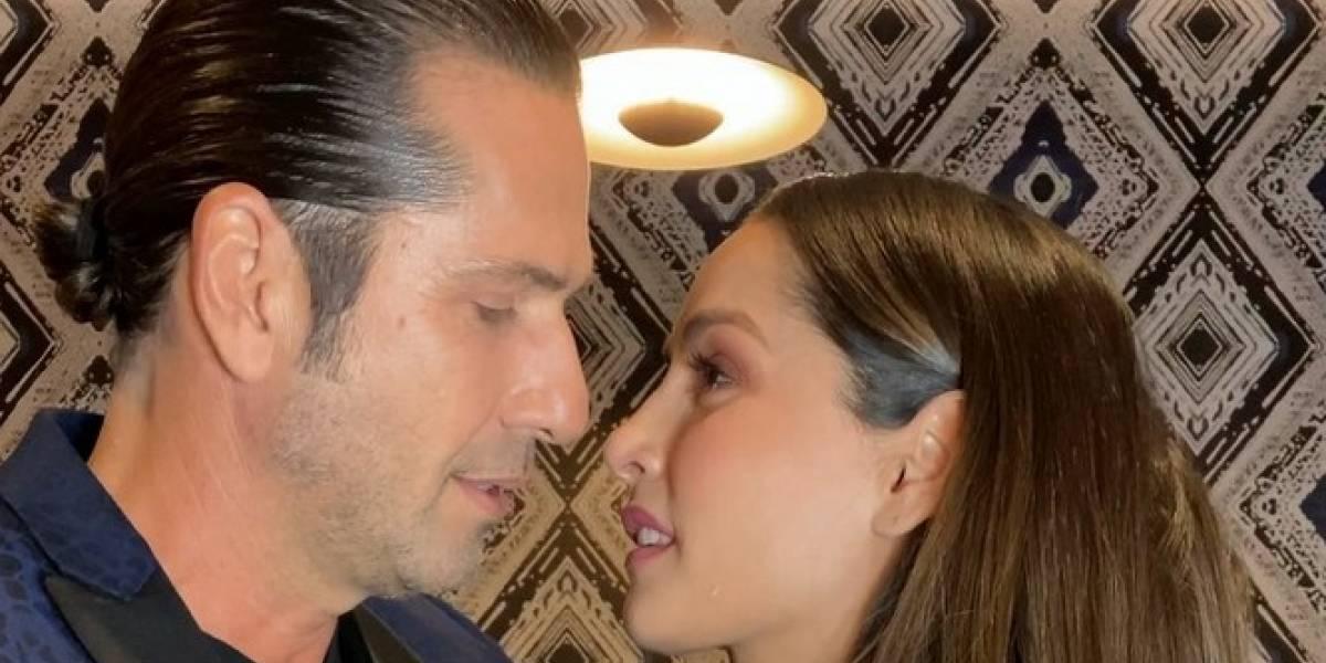 ¿Qué dijo la esposa de Gregorio Pernía luego del beso que le dio a Carmen Villalobos?