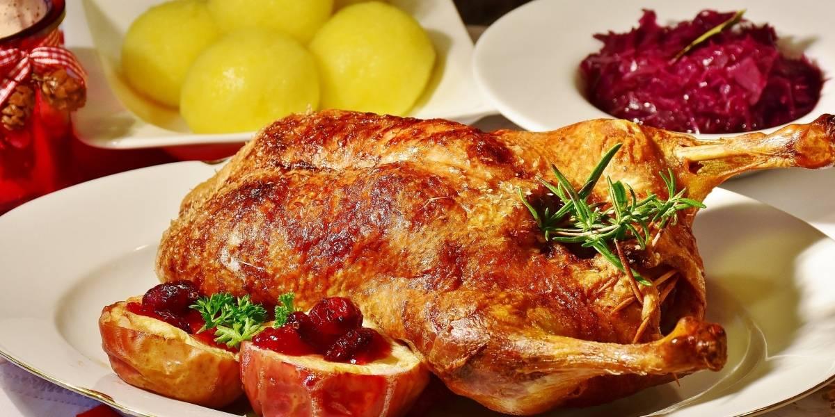Ceia de Natal: os cinco pratos mais buscados no Google