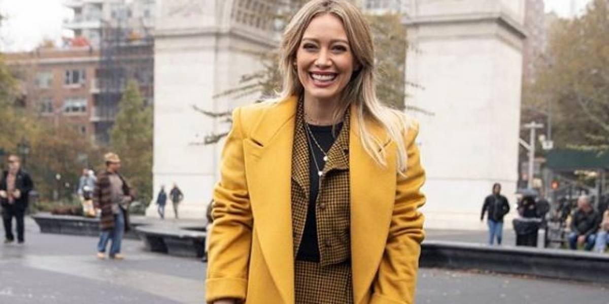 Hilary Duff ofreció una pista del porqué se 'canceló' el reboot de 'Lizzie McGuire'