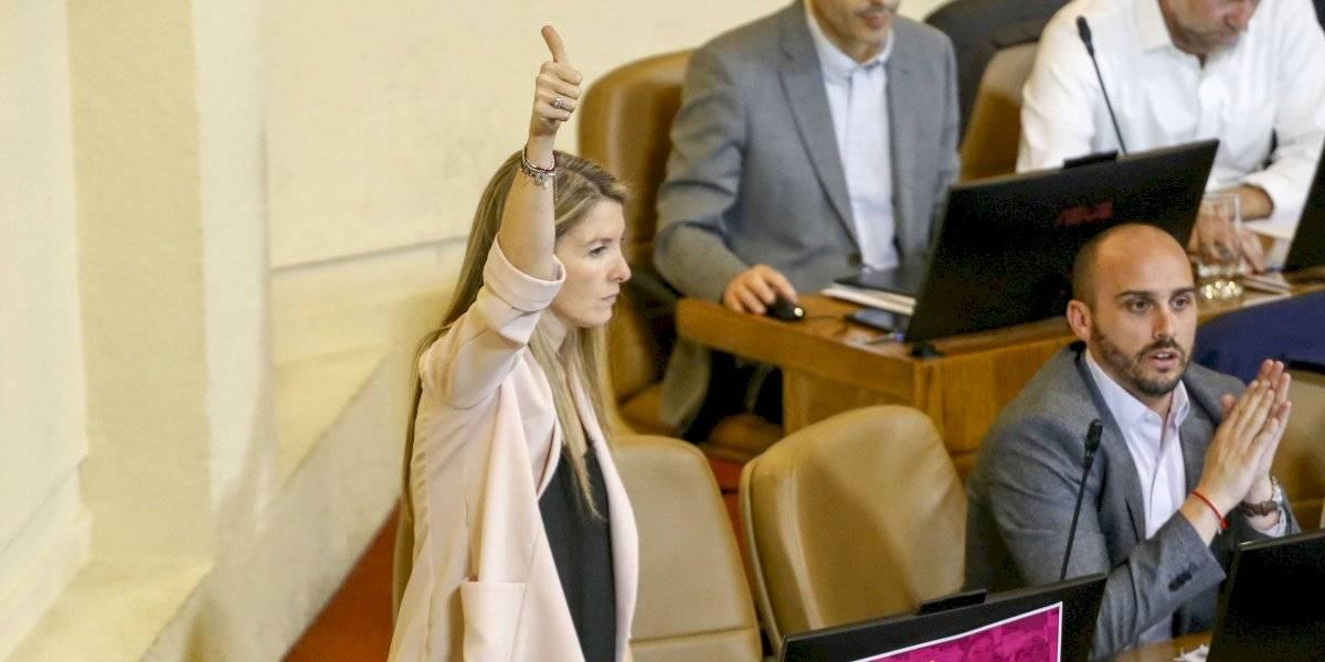 Marcela Sabat se transforma en el primer caso de coronavirus en la Cámara de Diputados