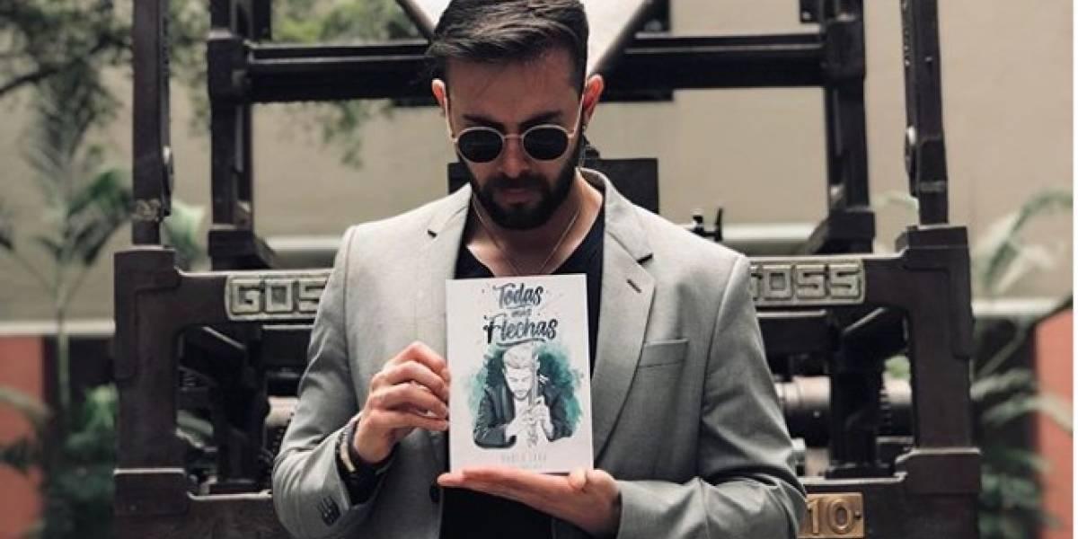 Pablo Jara presenta su libro 'Todas mis flechas' con una experiencia totalmente nueva