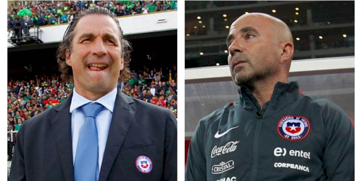Jorge Sampaoli y Juan Antonio Pizzi están en carrera para llegar a Cataluña