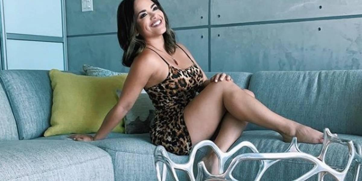 Jacky Fontánez sorprende a sus seguidores con foto casi desnuda